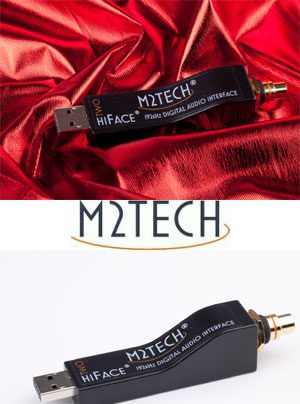 M2tech HiFace Two USB-S/PDIF-Konverter