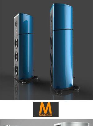Magico S7 und S-Sub Lautsprecher und Subwoofer