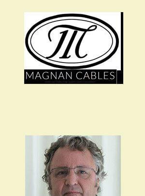 Magnan HiFi- und Audio-Kabel