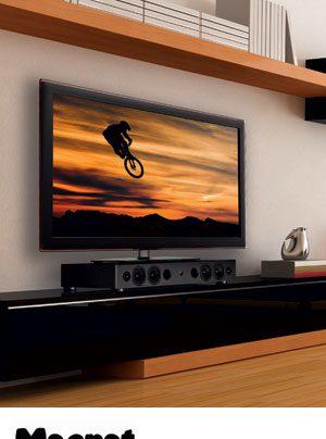 Magnat 400 BTX Sounddeck | Heco Ascada 300 BTX Bluetooth-Lautsprecher