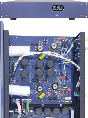 Manley Labs Chinook Röhren-Phonovorstufe