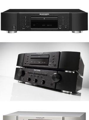 Marantz PM6006 Vollverstärker und CD6006 CD-Spieler