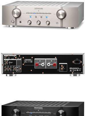 Marantz PM7005 Vollverstärker mit DAC