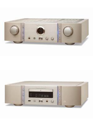 Marantz Stereo-Kombi SA-14S1 (SA-)CD-Spieler und PM-14S1 Vollverstärker