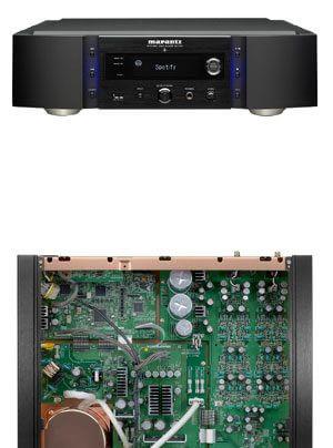 Marantz NA-11S1 Netzwerkspieler / DAC