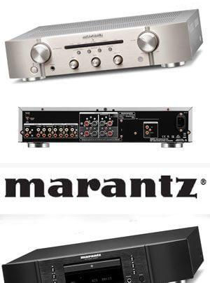 Marantz PM5005 und CD5005 - Verstärker und CD-Player