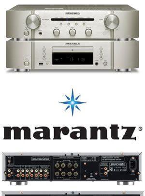 Marantz PM6004 Vollverstärker, CD6004 CD-Spieler