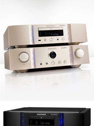Marantz PM-14S1 SE Vollverstärker und SA-14S1 CD-/SACD-Spieler