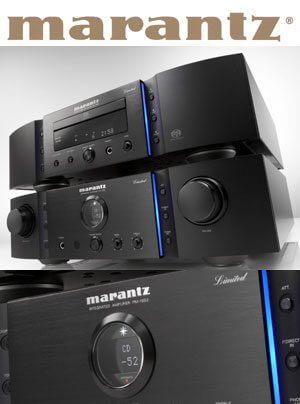 Marantz Limited Edition SA-15S2LE CD/SACD Spieler | PM-15S2 LE Vollverstärker