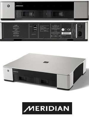 Meridian Media Drive 600 - sooloos Digital Media System Storage System