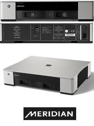 Meridian Media Drive 600 - sooloos Digital Media System Storage System