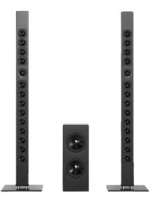 Merovinger Audio Systeme luDia Breitband-Line-Array-Lautsprechersystem
