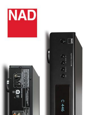NAD C446 Streaming Client