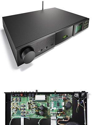 Naim NAC-N 172 XS Vorstufe mit integriertem Streamingplayer 07-12