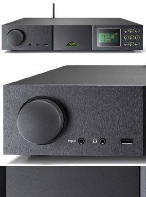 Naim SuperUniti All-in-one Audioplayer mit Streamer, Vollverstärker, DAC, Tuner