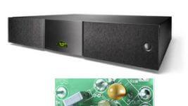 Naim externe Netzteile mit neuen, verbesserten Spannungsreglern HiCAP (DR)   Supercap (DR)   XPS (DR)   555 PS (DR)   552 PS (DR)