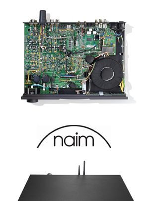 Naim NAC-N 272 Streamingvorstufe