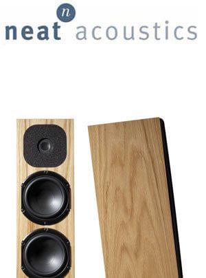 Neat Acoustics Motive SX Lautsprecherserie