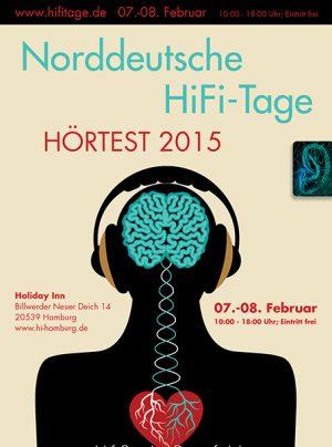 HiFi Studio Bramfeld Norddeutsche HiFi-Tage 2015