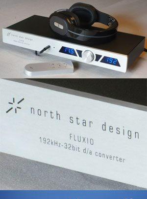 North Star Design Fluxio DAC & Kopfhörerverstärker