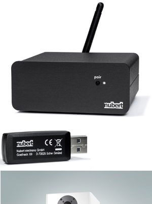 Nubert nuFunk Wireless-Musiksystem