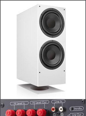 "Nubert nuLine AW-1300 DSP ""Double Bass Array"""