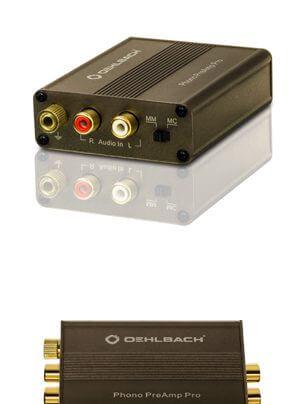Oehlbach Phono PreAmp Pro Phonovorverstärker