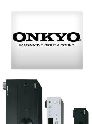Neue Stereo-Komponenten Onkyo A-9000R Vollverstärker, A-9070 Verstärker, C-7070 CD-Spieler, T-4070 Netzwerktuner