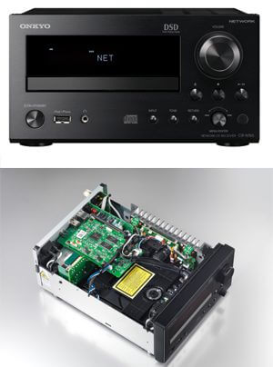 Onkyo CR-N765 CD-Streaming-Receiver