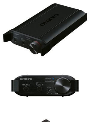 Onkyo DAC-HA200 Kopfhörerverstärker/DAC
