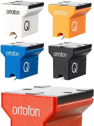 Ortofon Quintet MC-Tonabnehmerserie