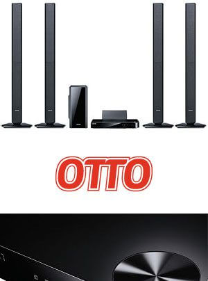 Samsung-HT-F5550-System bei Versender Otto