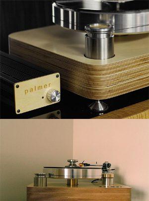 Palmer 2.5 Schallplattenlaufwerk bei Input Audio