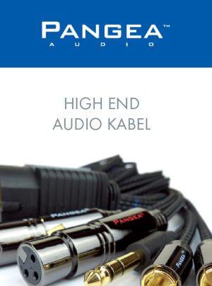 Pangea Audio Erweiterung des Kabelsortiments