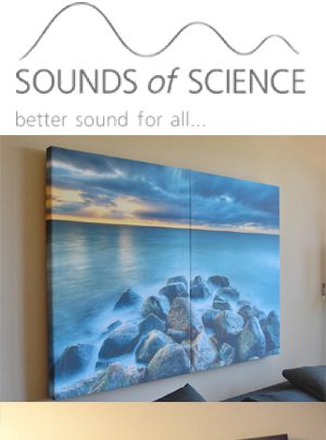 Sounds of Science Absorbersystem bei Performance Audio
