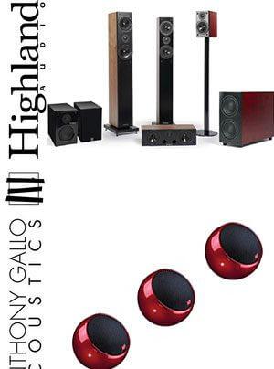 PerformanceAudio vertreibt Acoustic Energy Anthony Gallo Acoustics Highland-Audio und Telos Audio Design