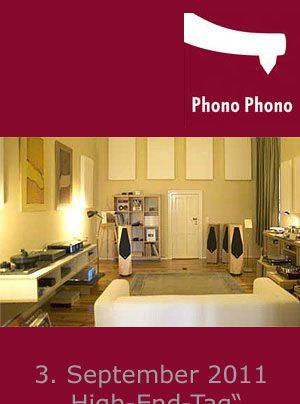 Phonophono High-End-Tag Vorführung