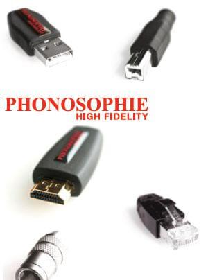 Phonosophie Abschlussstecker mit Aktivatortechnologie