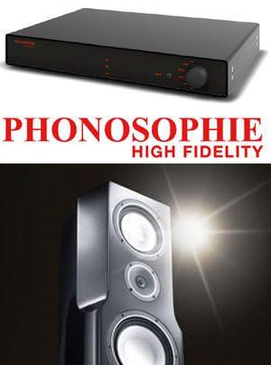 Phonosophie Hausmesse mit DAC1 und Canton Reference Jubilée