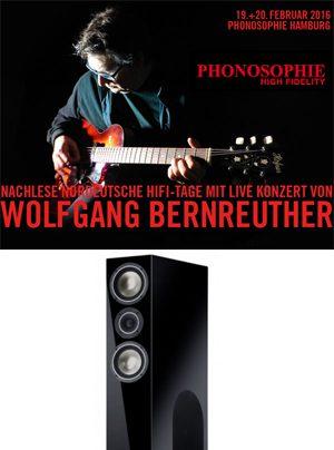 Phonosophie Hausmesse mit Workshops und Konzerten