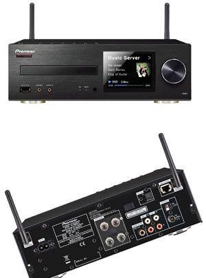 Phonosophie T-Serie: Pioneer XC-HM82