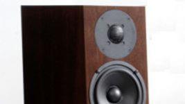 """PMC Lautsprecherserie """"twenty"""" mit zwei Kompakt- und zwei Standlautsprechern Transmissionline"""