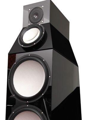 Progressive Audio Transformer Diamant Standlautsprecher