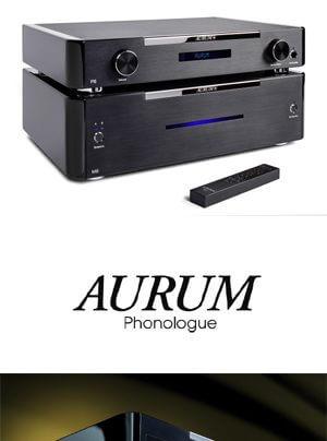 Aurum P8 Vorstufe M8 Endstufe