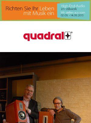 Aurum und quadral Sonderausstellung bei Max Schlundt