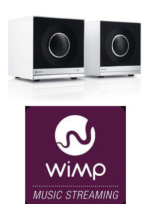 Teufel Raumfeld Kooperation mit Wimp Music Streaming