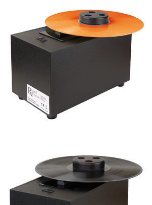 Record Doctor V Schallplattenwaschmaschine