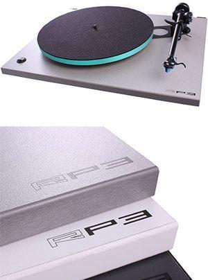 Rega RP3 Plattenspieler