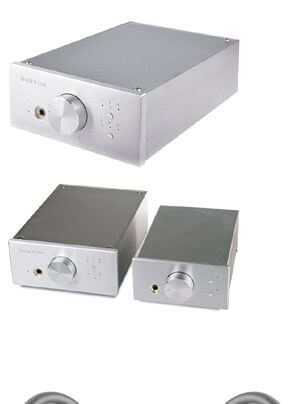 RHA | Burson In-Ear-Kopfhörer und Kopfhörerverstärker