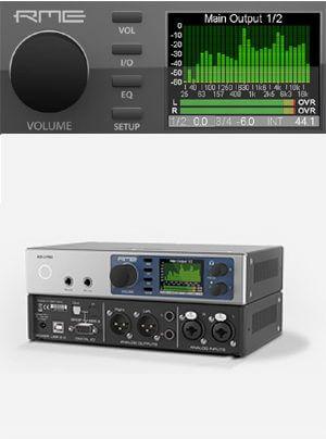 RME ADI-2 Pro DAC / Kopfhörerverstärker